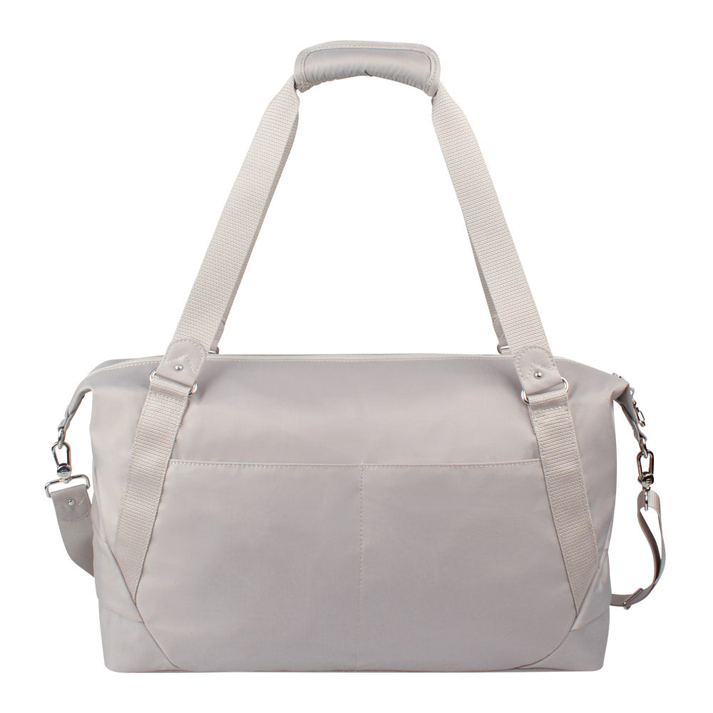 Duffel Handbag - Stanyan Duffel Bag Back Soft Gray