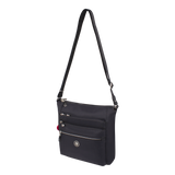 Crossbody Bag - Buena Crossbody Bag Angled [Black]