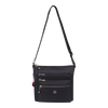 Crossbody Bag - Buena Crossbody Bag Front Black