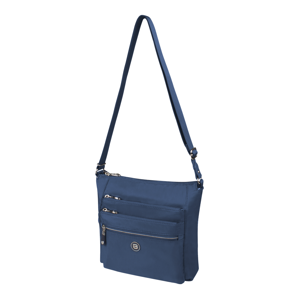 Crossbody Bag - Buena Crossbody Bag Angled [Moonlight Blue]