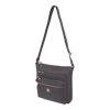 Crossbody Bag - Buena Crossbody Bag Angled [Footstep Grey]