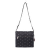 Crossbody Bag - Buena H Printed Crossbody Bag Back [Star Black]