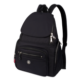 Backpack - Edgehill Medium Backpack Angled [Black]