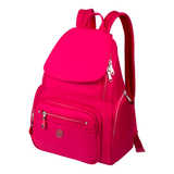 Backpack - Edgehill Medium Backpack Angled [Raspberry Soda]