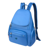 Backpack - Edgehill Medium Backpack Angled [Seashore Blue]