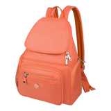 Backpack - Edgehill Medium Backpack Angled [Proud Orange]