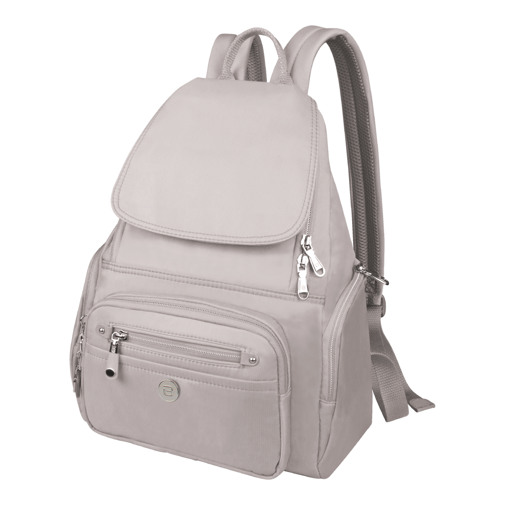 Backpack - Edgehill Medium Backpack Angled [Soft Grey]