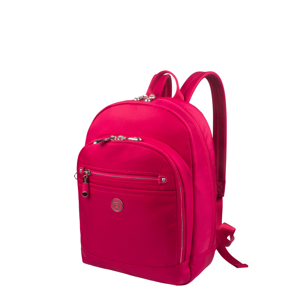 Backpack - Sutro Small Backpack Angled [Raspberry Soda]