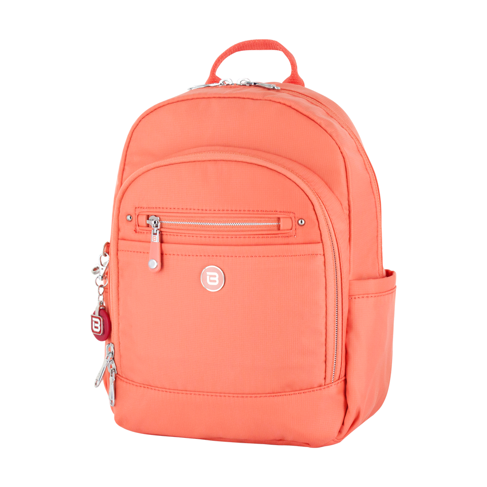 Backpack - Sutro Small Backpack Angled [Proud Orange]