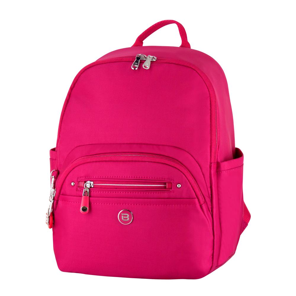Backpack - Ferry Medium Backpack Angled [Raspberry Soda]
