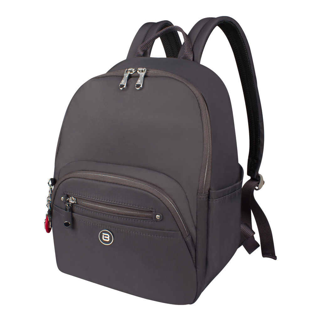 Backpack - Ferry Medium Backpack Angled [Footstep Grey]