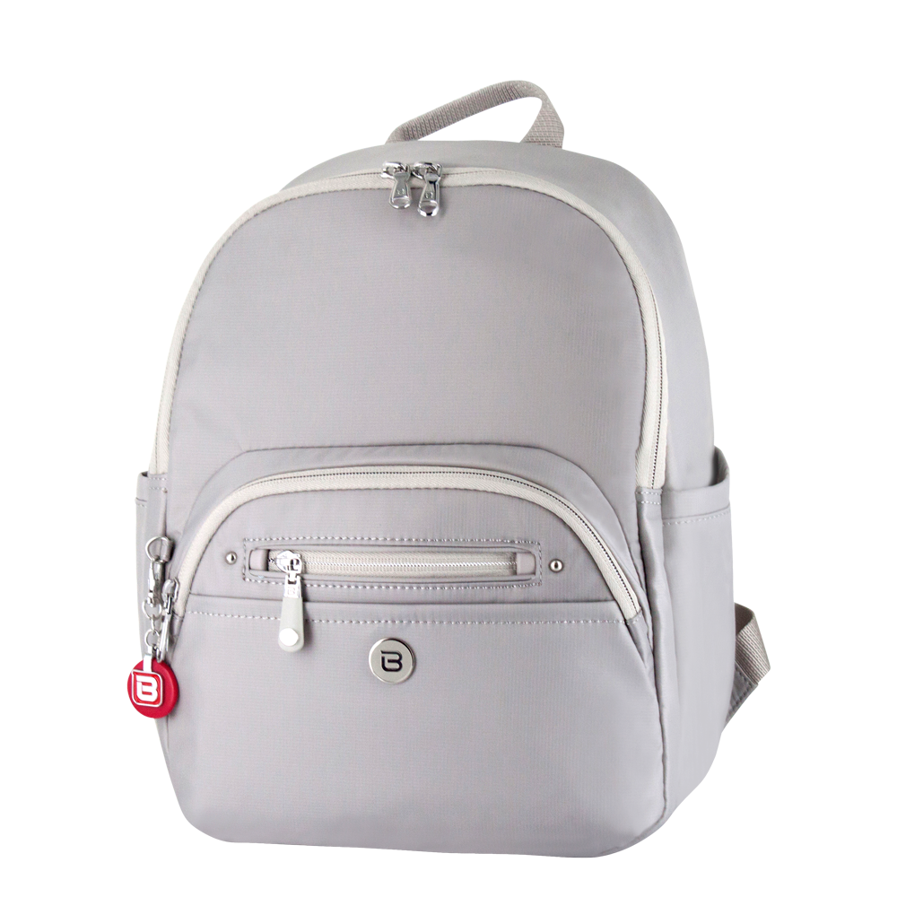 Backpack - Ferry Medium Backpack Angled [Soft Gray]