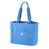 Satchel Handbag - Glen Satchel Bag Angled [Seashore Blue]