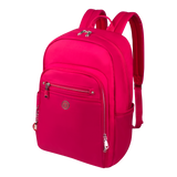 Backpack - Ingleside Large Backpack Angled [Raspberry Soda]