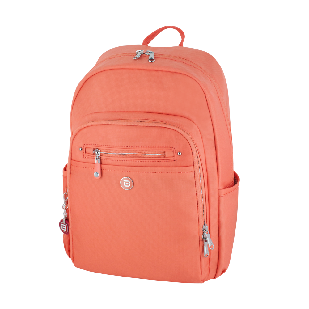 Backpack - Ingleside Large Backpack Angled [Proud Orange]