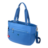 Tote Bag - Potrero Two Ways Tote Angled [Seashore Blue]