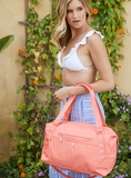 Duffel Handbag - Stanyan Duffel Bag Model Proud Orange