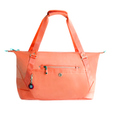 Duffel Handbag - Stanyan Duffel Bag Angled [Proud Orange]