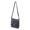 Crossbody Bag - Kobbe Crossbody Bag Angled [Black]
