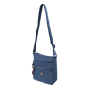 Crossbody Bag - Kobbe Crossbody Bag Angled [Moonlight Blue]