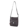 Crossbody Bag - Kobbe Crossbody Bag Angled [Footstep Grey]