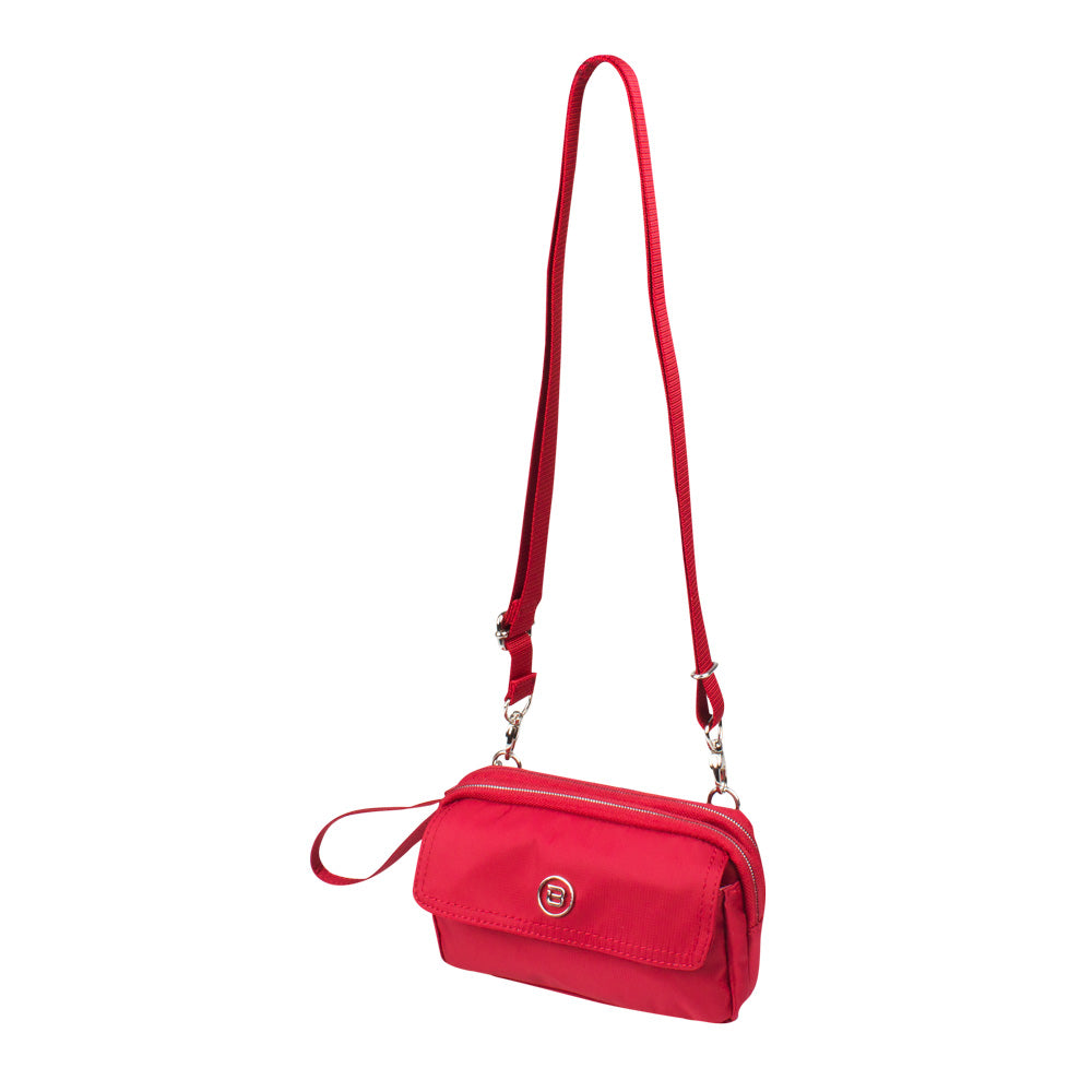 Crossbody Bag - Brannan Crossbody Bag Angled [Biking Red]