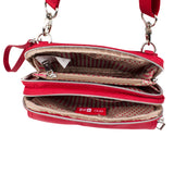 Crossbody Bag - Brannan Crossbody Bag Inside Biking Red