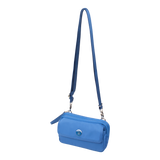 Crossbody Bag - Brannan Crossbody Bag Angled [Seashore Blue]