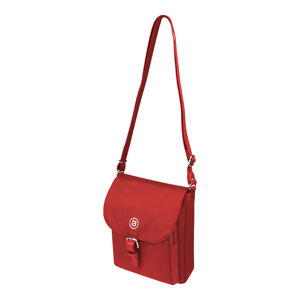 Crossbody Bag - Natoma Crossbody Bag Angled [Biking Red]