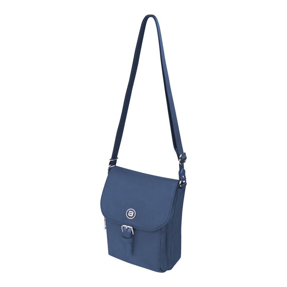 Crossbody Bag - Natoma Crossbody Bag Angled [Moonlight Blue]
