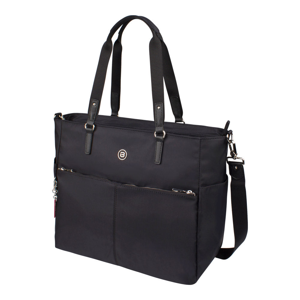 Tote Bag - Quarry Tote Angled [Black]