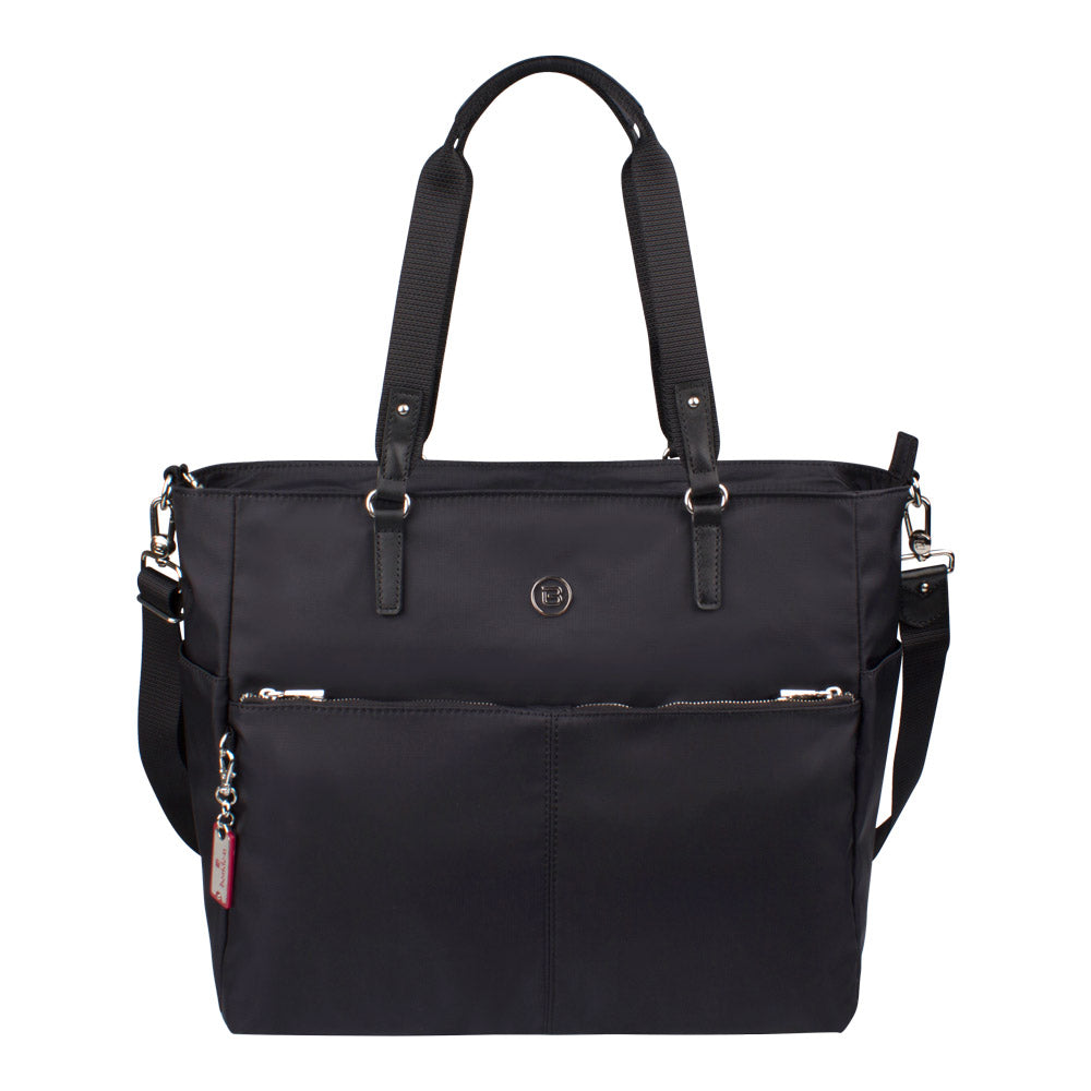 Tote Bag - Quarry Tote Front Black
