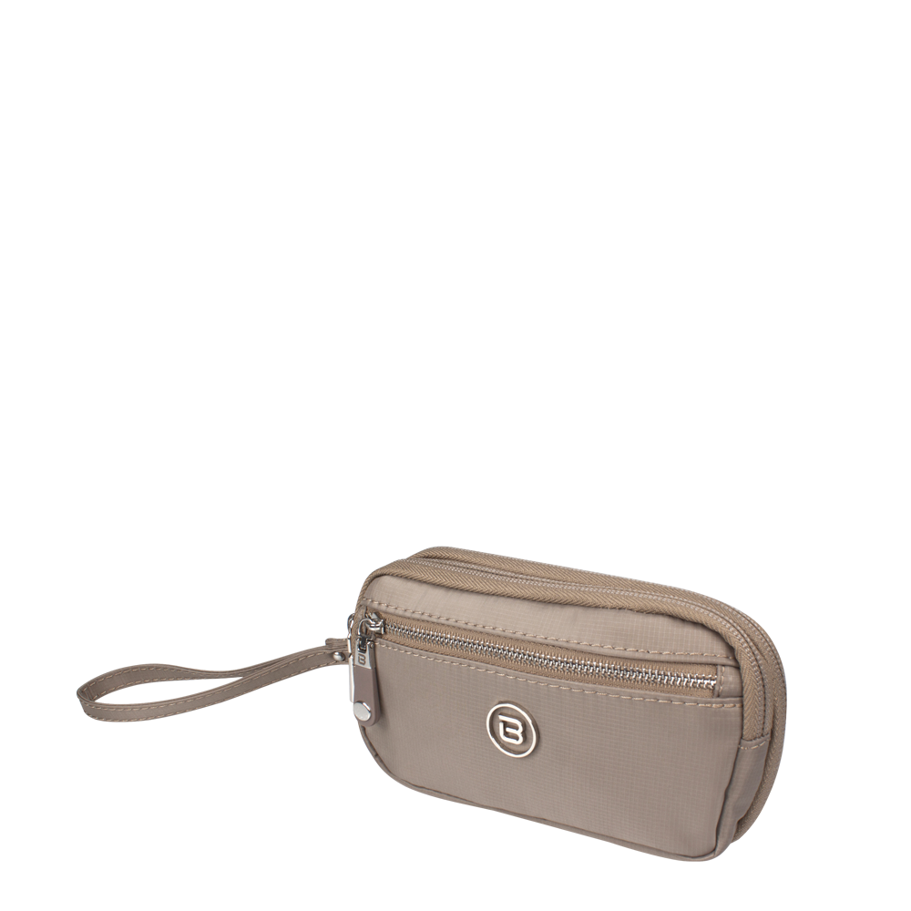 Wristlet - Clairview Wristlet Angled [Cinder Gray]