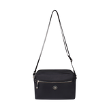 Crossbody Bag - Jules Crossbody Bag Front Black
