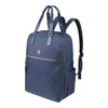 Backpack - Mara Tall Backpack Angled [Mood Blue]