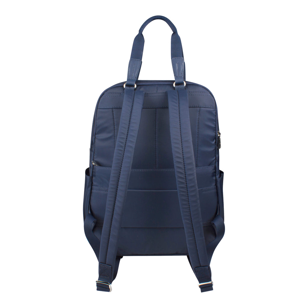Backpack - Mara Tall Backpack Back Mood Blue