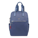 Backpack - Mara Tall Backpack Front Mood Blue