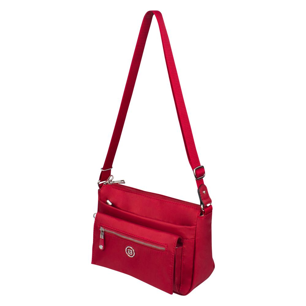 Crossbody Bag - Liya Crossbody Bag Angled [Biking Red]