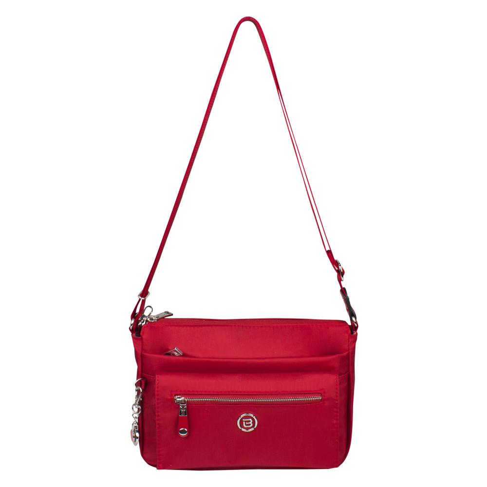 Crossbody Bag - Liya Crossbody Bag Front [Biking Red]