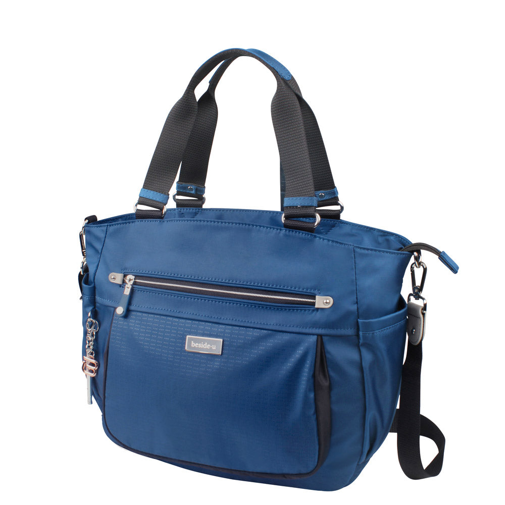 Tote Bag - Jordan Two Ways Tote Angled [Savvy Blue]