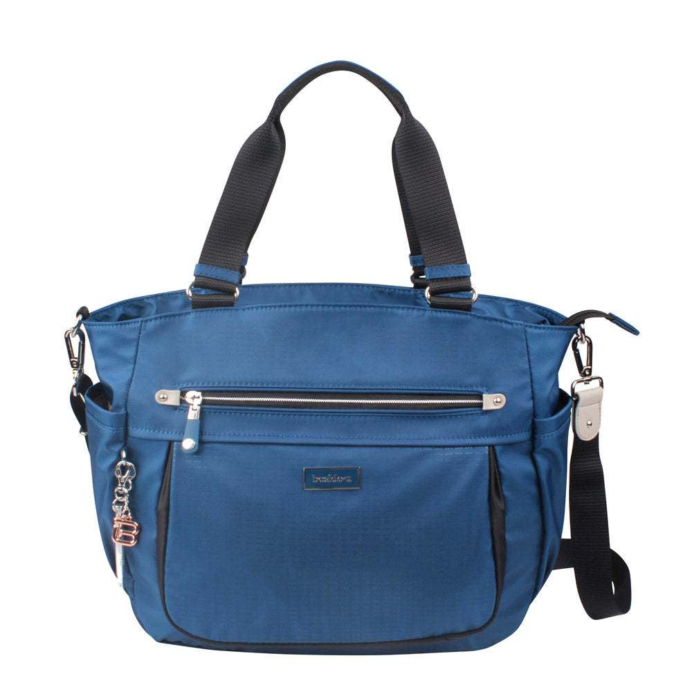 Tote Bag - Jordan Two Ways Tote Front [Savvy Blue]