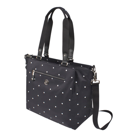 Quint Printed Satchel Bag