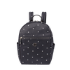 Backpack - Skylar Printed Backpack Front [Star Black]