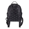 Backpack - Skylar Printed Backpack Back [Star Black]