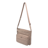 Crossbody Bag - Andi Crossbody Bag Angled [Cinder Gray]