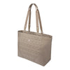 Tote Bag - Cassia Tote Angled [Cinder Gray]