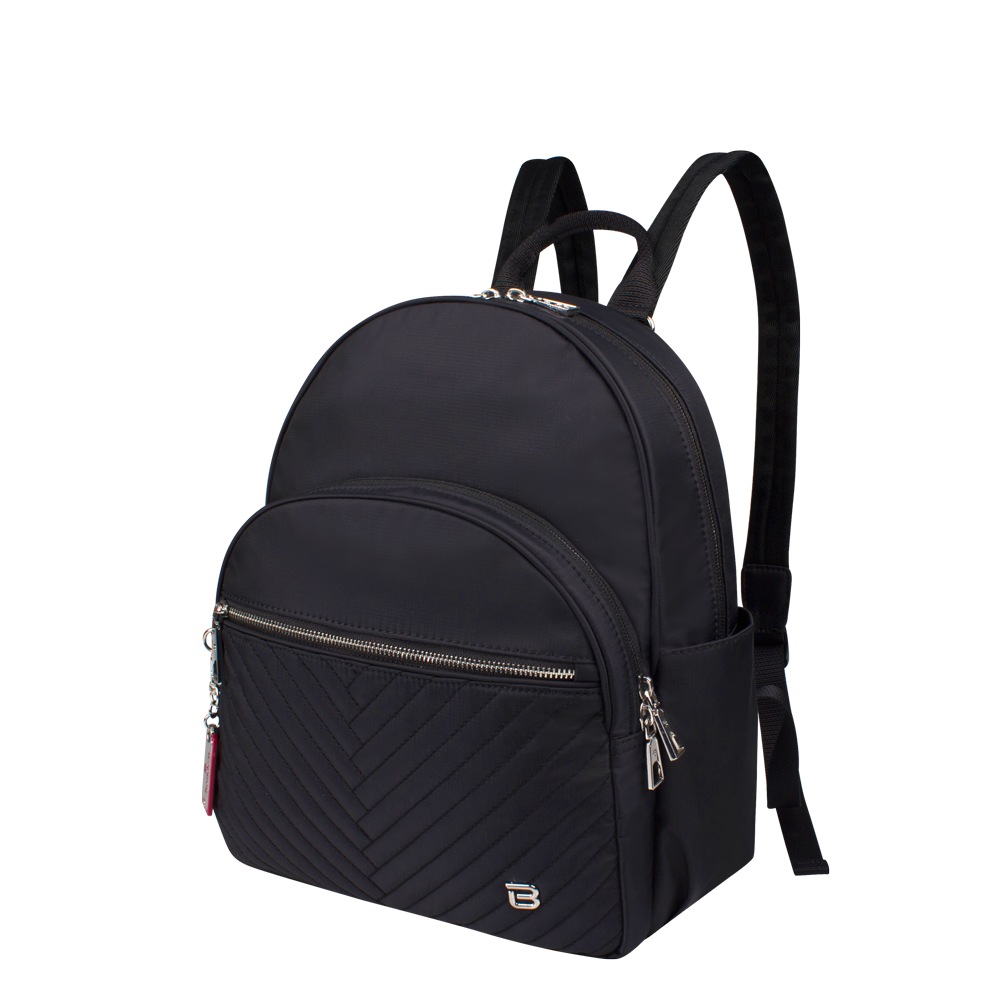 Backpack - Moulton Medium Backpack Angled [Black]