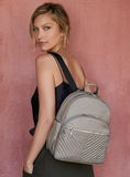 Backpack - Moulton Medium Backpack Model Cinder Gray