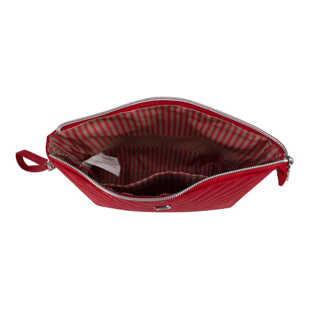 Wristlet - Arballo Wristlet Inside Biking Red