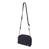 Crossbody Bag - Valdez Crossbody Bag Angled [Black]